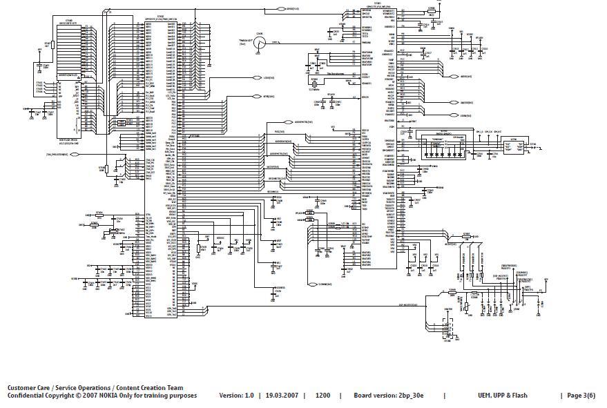 [DIAGRAM] Circuit Diagram Nokia 1100 FULL Version HD
