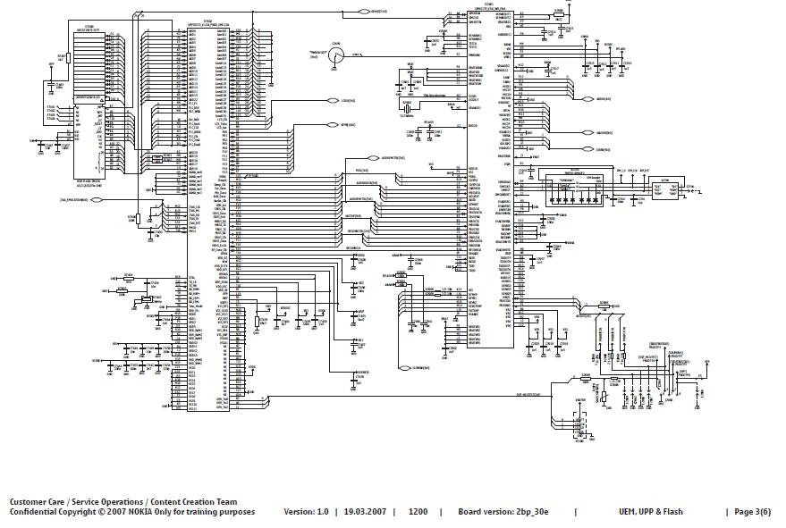 nokia schematic diagram