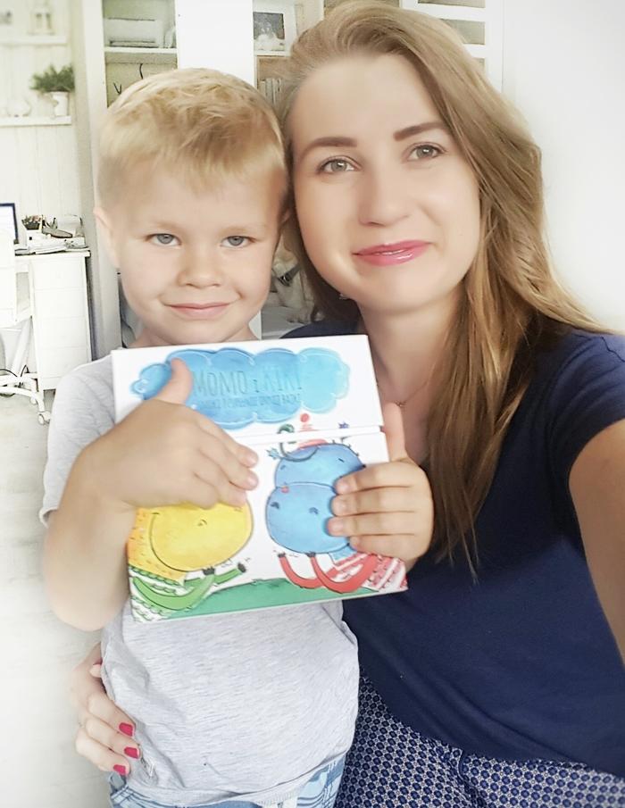 Kreatywne Mamy: Bajka, której akcję tworzycie sami - Bajkopis