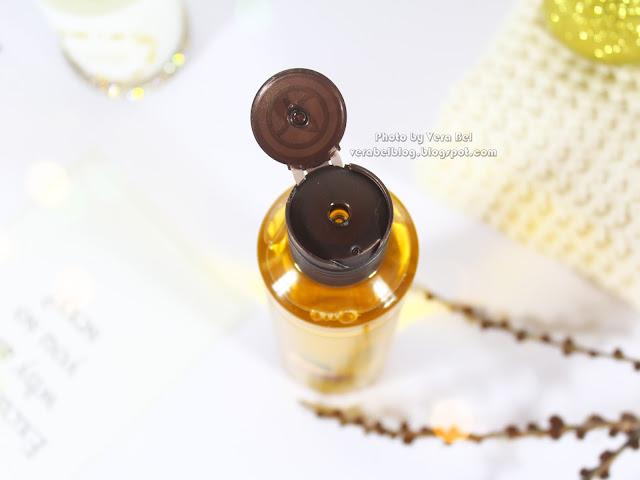 Gel dlya vannyi i dusha Kakao-Grusha (Pear & Cocoa) ot Yves Rocher, обзор, отзыв, review, Vera Bel