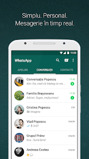 WhatsApp Messenger Official Apk Terbaru Support Gingerbread