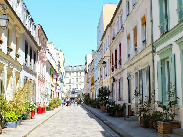 Paris - Rue Cremieux