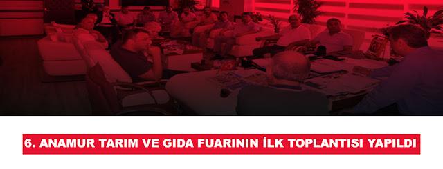 Anamur Belediyesi, Anamur Haber, Anamur Haberleri, Hidayet Kılınç, MANŞET,