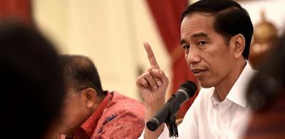 Mantan Anggota Komisi Hukum DPR: Ngaco Berat Presiden Jokowi