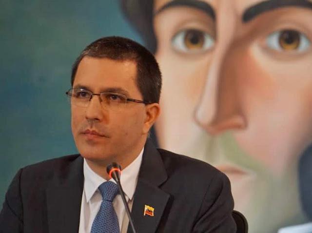 """Arreaza promete llevar a la ONU pruebas de """"actos terroristas"""" contra Venezuela"""