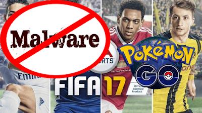 """Games Mengandung Malware """" Sekitar 500.000 Pengguna Sudah Terinfeksi"""""""