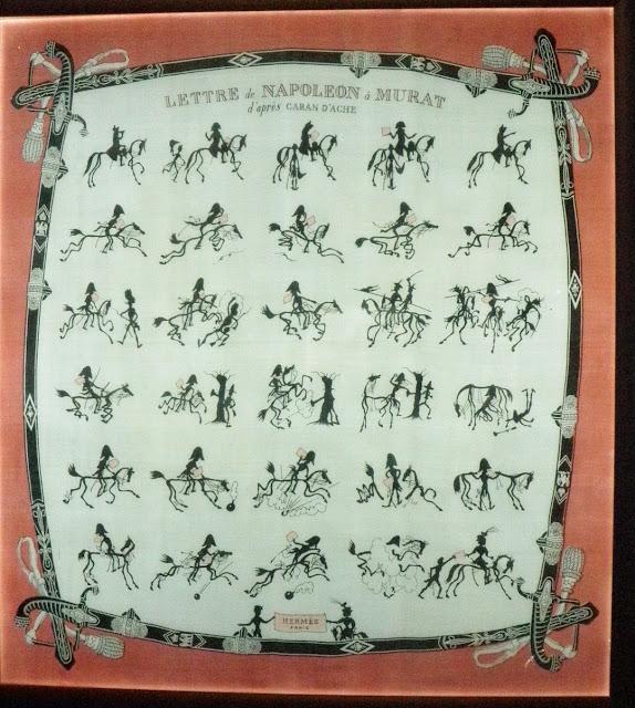 La Lettre de Napoleon a Murat (Письмо Наполеона Мюрату), 1950 год, Художник Hugo Grygkar