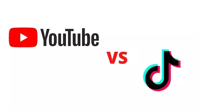 What is Youtube vs Tiktok controversy