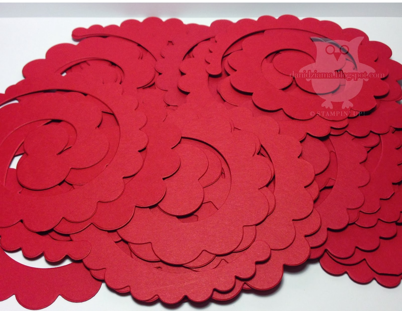 Made In Craftadise | Top Art & Crafts, Home Decor blog in ... |Rose Cut Out