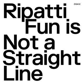 Ripatti - Fun Is Not a Straight Line Music Album Reviews
