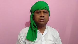 केंद्र पर निशाना  जमाती ओ को बदनाम कर धर्म के नाम पर देश को बांट रहा है केंद्र:- संजय