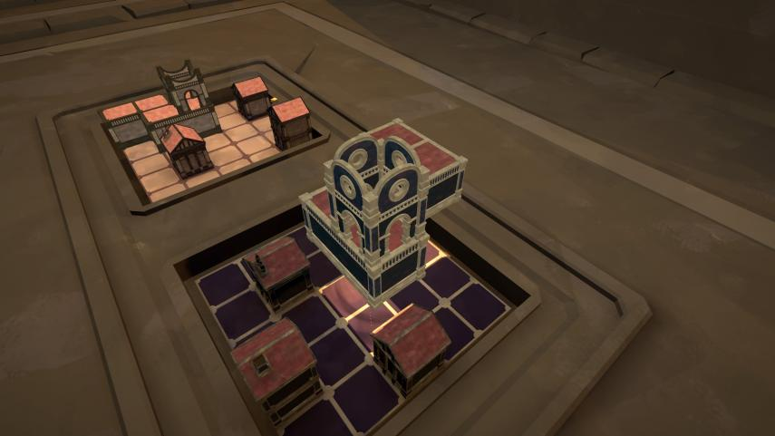Maquette: solution to all the puzzles to complete the adventure on PS5, PS4 and PC