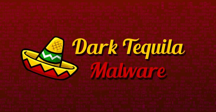 dark tequila