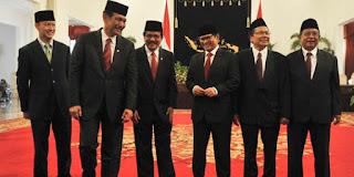 Reshuffle Kabinet Berdampak Positif