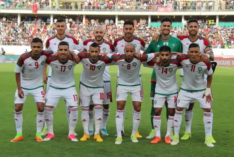 نتيجة مباراة المغرب وليبيا بتاريخ 11-10-2019 مباراة ودية