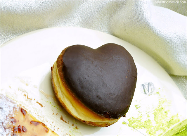 Donut de Boston Cream Pie