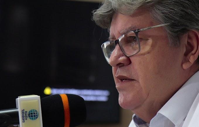 Após 'debandada' de prefeitos do PSB, governador da Paraíba anuncia filiação ao Cidadania