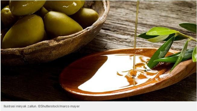 Manfaat Minyak Zaitun, Minyak Ajaib Pembunuh Sel Kanker