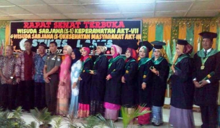 PENERIMAAN MAHASISWA BARU (STIKES LANGSA) 2018-2019 SEKOLAH TINGGI ILMU KESEHATAN LANGSA