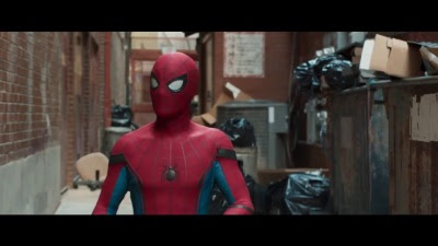 Spider-Man: Homecoming (Movie) - International Trailer 3 (aka Int. Trailer 2) - Screenshot