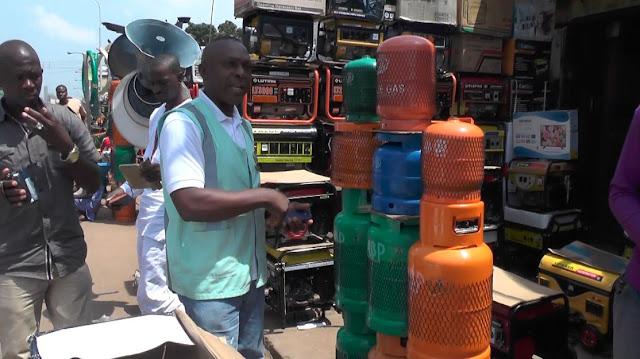 Explosions: Standards Organisation raids substandard LPG cylinders