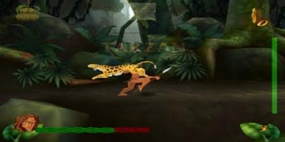 تحميل لعبة طرزان في الغابة القديمة كاملة للكمبيوتر مجانا Tarzan Game