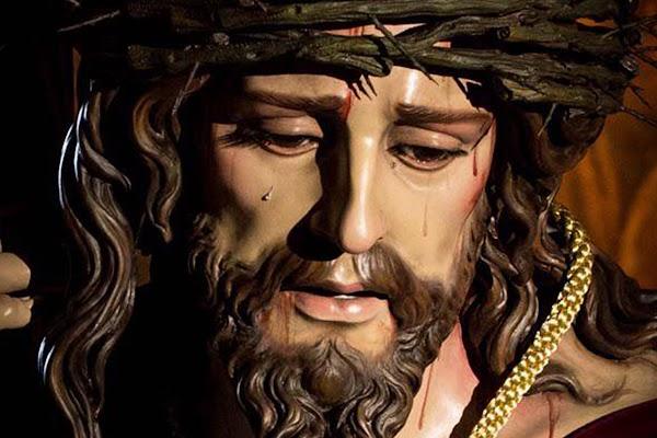 Vía Crucis de la Agrupación Parroquial del Señor de la Paz de Cuartillos. Jerez de la Frontera 23 de Noviembre del 2019