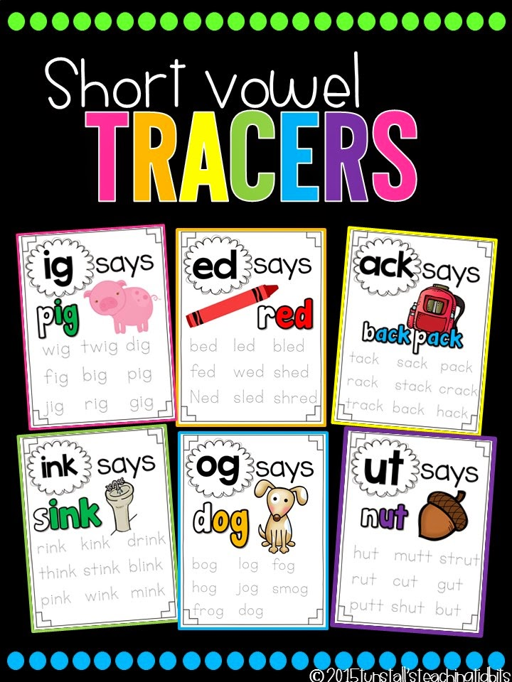 https://www.teacherspayteachers.com/Product/Phonics-Tracers-Short-Vowels-1822989