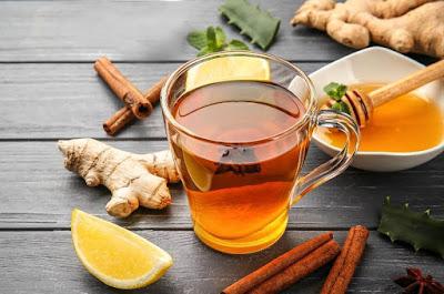 Tea, Lemon Tea, Healthy Tea
