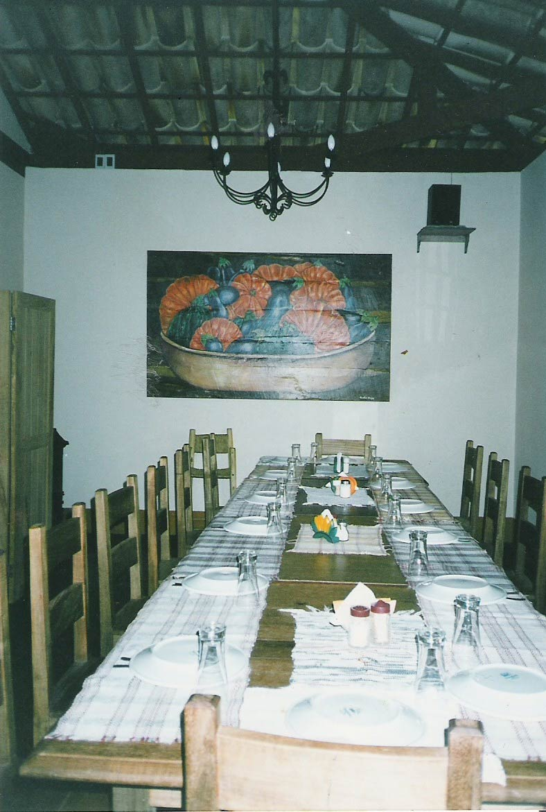 Restaurante Viradas do Largo, Tiradentes.