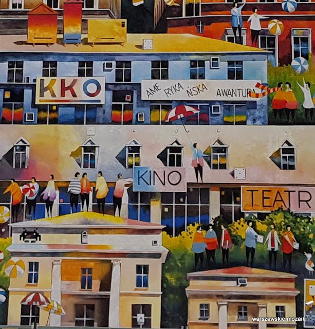 Warszawa Warsaw miasto city Wolska streetart street mural murale muralart Wola Skanska