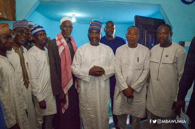 Thank You For 'Planting For Food And Jobs', Other Policies – Sawla Muslim Community To Govt