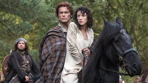 Outlander Season 1 Episode 1 Recap (Netflix series based on books)