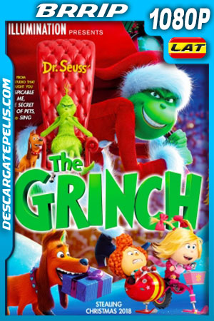 El Grinch (2018) HD 1080p BRRip Latino – Ingles