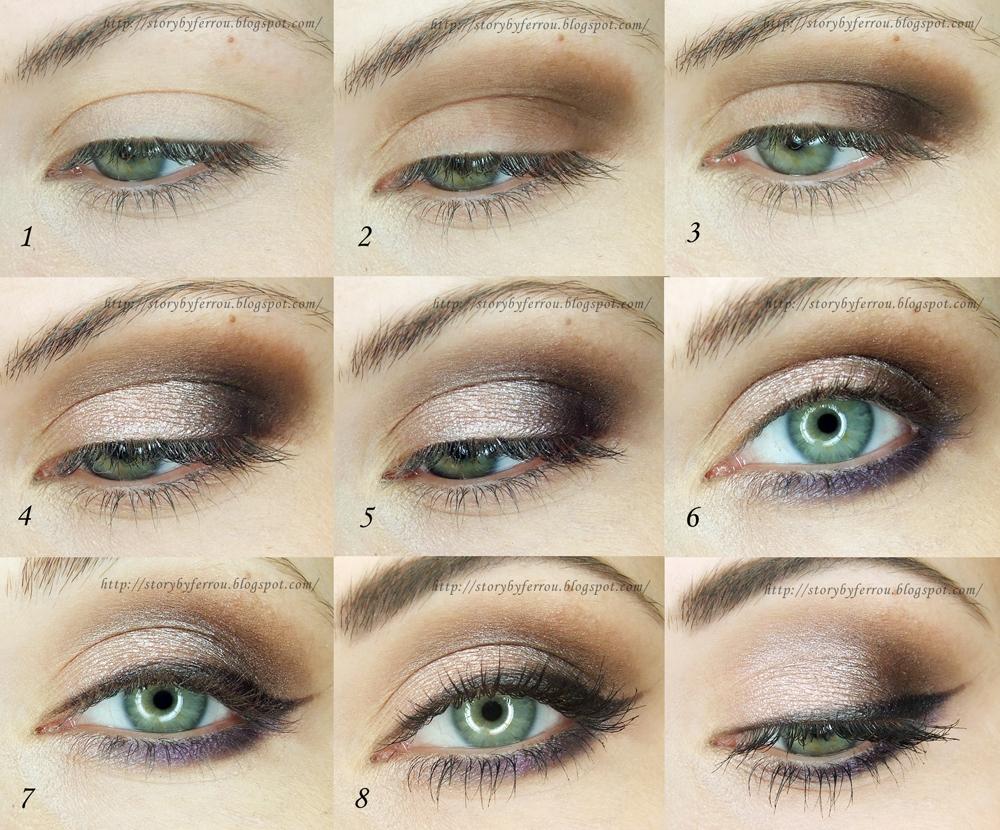 Ferrou Makeup Blog Makijaż Kosmetyki So Simple Dzienny