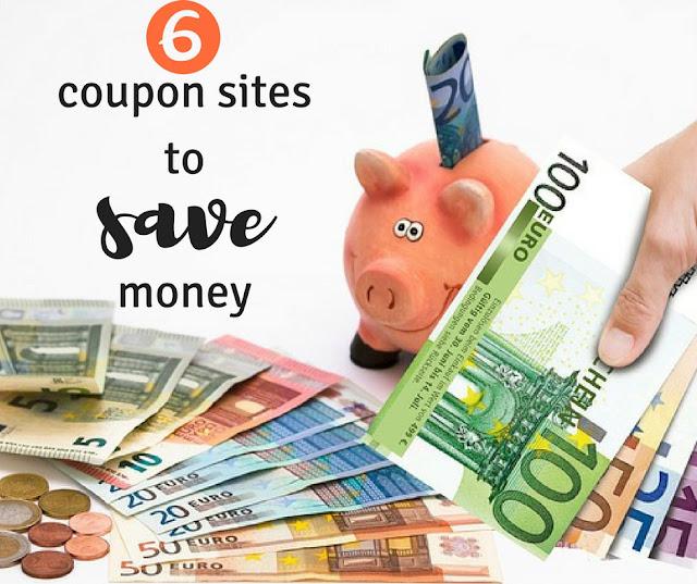 Τα 6 καλύτερα site για να βρεις κουπόνια για τις αγορές σου ώστε να εξοικονομήσεις χρήματα