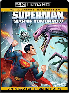 Superman: Hombre del Mañana (Superman Man of Tomorrow) (2020) 4K 2160p UHD [HDR] Latino [GoogleDrive]