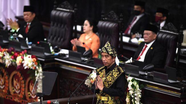 Koalisi Sipil Nilai Pidato Jokowi Lips Service, Tak Berpihak Kepada Rakyat