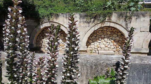 Jardin du Philosophe au parc de Bercy