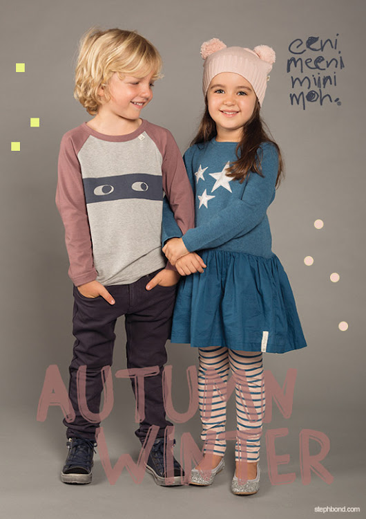 Cosy up with brand new eeni meeni miini moh and e3-M AW17