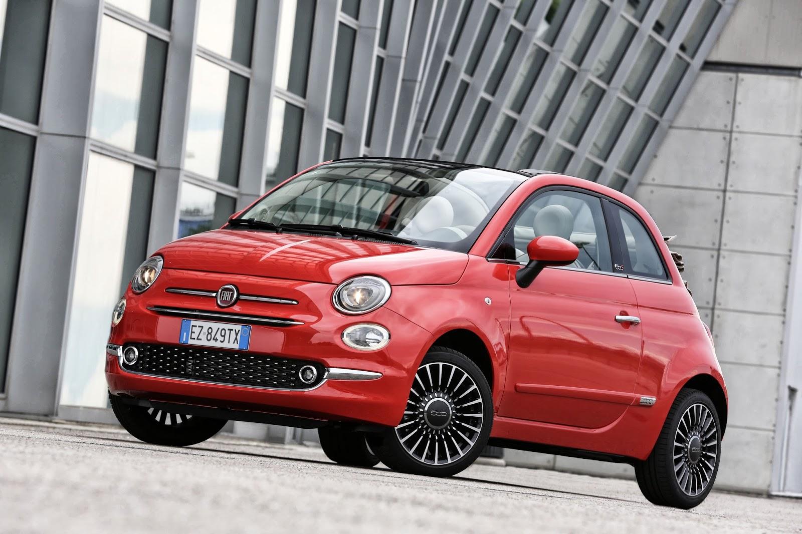 150703 FIAT Nuova 500 26 Η άφιξη του νέου Fiat 500 είναι γεγονός