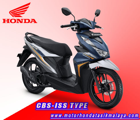 DP Motor Honda Beat Tasikmalaya
