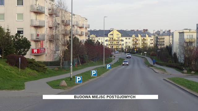 Miejsca postojowe wzdłuż ul. Porębskiego - Budżet Obywatelski projekt nr 8 - Zmieniamy dzielnicę, sprawdź swoją ulicę - Czytaj więcej »