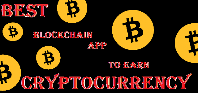 Best 2 blockchain app to earn cryptocurrency