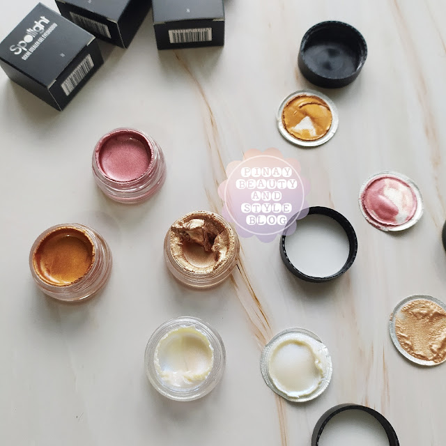 Spotlight Cosmetics Scene Stealer Gel Eyeshadow Swatches, Price, Review,  and Where to Buy