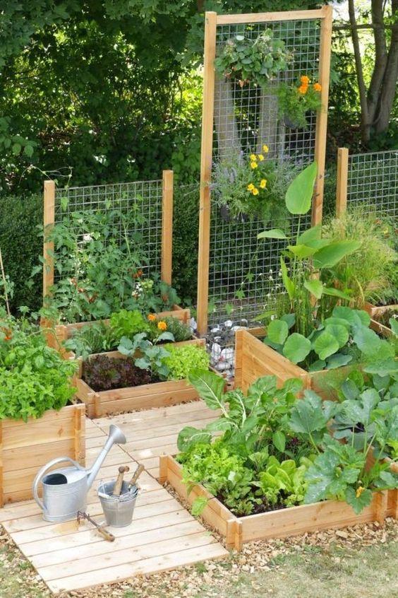 Garden Cottage Dreams - Pinterest Gardening
