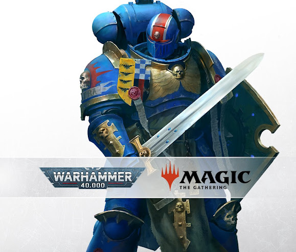 Warhammer 40,000 y Magic The Gathering