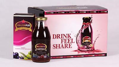 Amazon Plus merupakan produk jus kesehatan terbaik salah satunya untuk kanker payudara yang terbuat dari ekstrak buah-buahan yang memiliki kandungan antioksidan berkualitas tinggi dari berbagai penjuru dunia