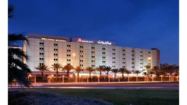 وظائف فنادق ماريوت بالامارات رانب يصل الي 6500درهم