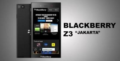 CEO BlackBerry: Z3 di Indonesia dan India Mengejutkan